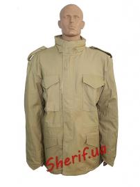 Куртка MIL-TEC М65 NyCo Teesar Khaki