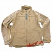 Куртка тактическая SoftShell Coyote, 10859005-4