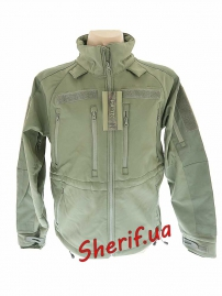 Куртка тактическая MIL-TEC SoftShell Olive