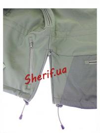 Куртка тактическая SoftShell Olive-6