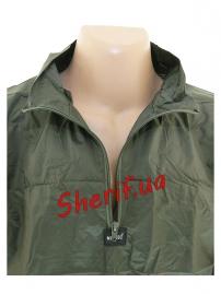 Куртка-ветровка MIL-TEC с чехлом Olive-2