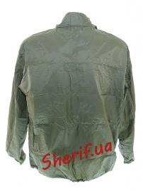 Куртка-ветровка MIL-TEC с чехлом Olive-4