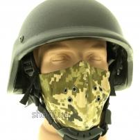 maska-mnogorazovaya-pixel-model-2-02-s-desyatyu-odnoslojnymi-filtrami-lyuversami-i-fiksatorom-na-nos 5