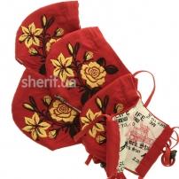 maska-mnogorazovaya-red-s-vyshivkoj-rozy-i-fiksatorom-na-nosu-model