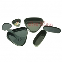 Набір посуду LunchKit pin-pack (Blackpearl) LMF 41376510