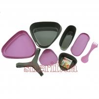 Набір посуду LunchKit pin-pack (Pinkmetal) LMF 41375410