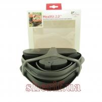 Купить в Днепре Набір посуду MealKit 2.0 pin-pack (Black) LMF 41362010