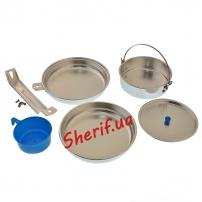 Набор алюминиевой посуды MIL-TEC, 14641000
