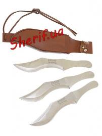 Набор ножей BOKER MAGNUM BAILEY BO-KRI 3шт. клинок 14,5 см 02MB162