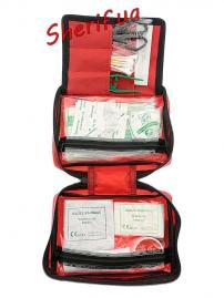 Набор первой помощи MIL-TEC (аптечка) Red, 16027000