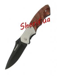 Нож BOKER MAGNUM HIGH PEAK клинок 8.2 см складной 01RY967
