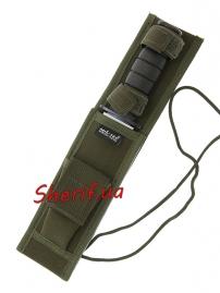 Нож MIL-TEC Army Combat Knife With Sheath OD-2