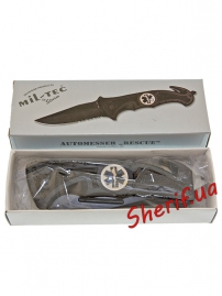 Нож MIL-TEC Car Knife Rescue Black-4