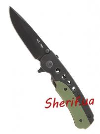 Нож MIL-TEC EINHANDMESSER M.CLIP Black