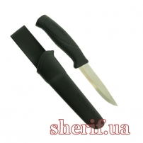 Нож MORAKNIV COMPANION ANTHRACITE, STAINLESS STEEL .12141