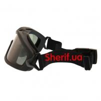 Очки защитные Pyramex V2G-PLUS (черные)-5