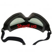 Очки защитные Pyramex V2G-PLUS (черные)-3