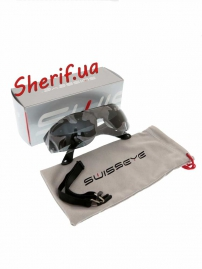 Защитные спортивные очки MIL-TEC Swiss Eye® Protector Smoke, 15622002-2