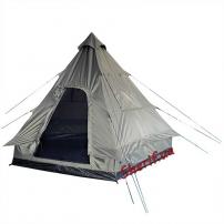 "Палатка MIL-TEC 4-местная ""TIPI"" Пирамида Olive, 14227000"