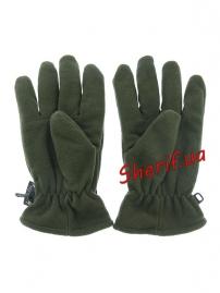 Перчатки MIL-TEC флисовые THINSULATE OLIVE, 12534001