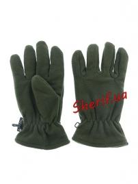 Перчатки MIL-TEC флисовые THINSULATE OLIVE, 12534001-2