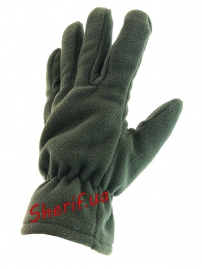 Перчатки MIL-TEC флисовые THINSULATE OLIVE, 12534001-4