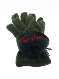 Перчатки MIL-TEC флисовые THINSULATE OLIVE, 12534001-5