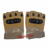 Перчатки беспалые Oakley TAN-2