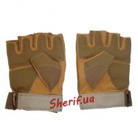 Перчатки беспалые Oakley TAN-3