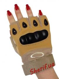 Перчатки беспалые Oakley TAN-4