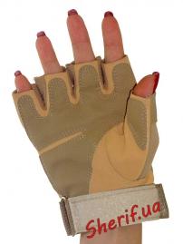 Перчатки беспалые Oakley TAN-5