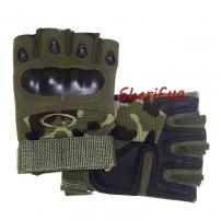 Перчатки тактические б/п Oakley (олива/камуфл.)