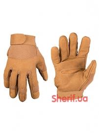 Армейские перчатки MIL-TEC Dark Coyote