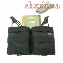 Підсумок для магазина 2 SGL Mag Pouch BEL HK417 (Black) TT 7703.040