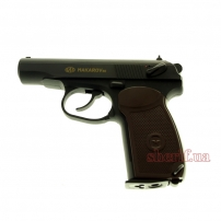 Пистолет пневматический SAS Makarov SE, 4,5mm IBKCMD440AZB (Пластик)
