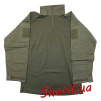 Тактическая полевая рубашка MIL-TEC Olive, 10920001-5