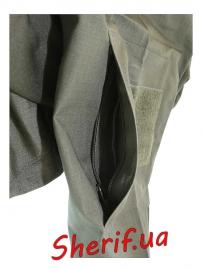 Тактическая полевая рубашка MIL-TEC Olive, 10920001-6