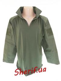 Тактическая полевая рубашка MIL-TEC Olive, 10920001-1