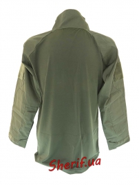 Тактическая полевая рубашка MIL-TEC Olive, 10920001-3