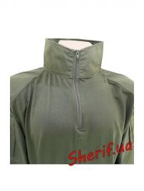 Тактическая полевая рубашка MIL-TEC Olive, 10920001-4