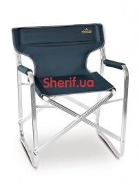 Раскладное кресло Pinguin Director Chair 48x34x46 синий