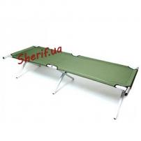 Раскладушка MIL-TEC алюминевая 190х65см-2
