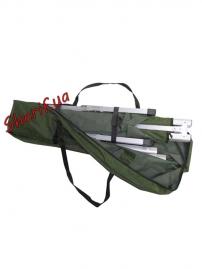 Раскладушка MIL-TEC алюминевая 190х65см-3