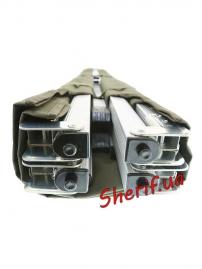 Раскладушка MIL-TEC алюминевая 190х65см-6