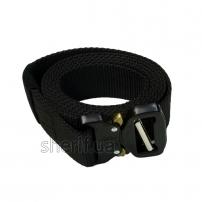 Ремень поясной Black (120см/38мм) Fast Lock