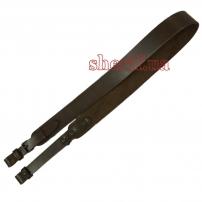 Ремень ружейный прямой (кожа, коричневый)
