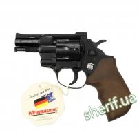 Револьвер Weihrauch HW4 (дерево)