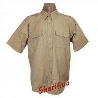 Рубашка MIL-TEC с кор. рук. Rip-Stop Khaki, 10934004