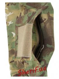 """Рубашка тактическая MIL TEC """"Warrior"""" Woodland-Arid-6"""