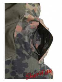 """Рубашка MIL-TEC тактическая """"Warrior"""" Flecktarn, 10513321-5"""